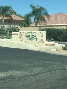 Horizon Heights is located in the Oro Valley Country Club neighborhoods.