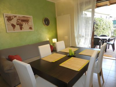 Photo for 2BR Apartment Vacation Rental in Colà, Veneto