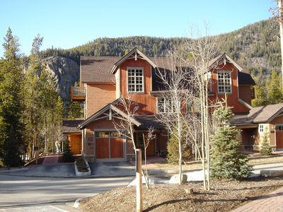 Photo for Luxury Mountain Retreat/Log Cabin Clubhouse/Breathtaking Views/Shuttle Service