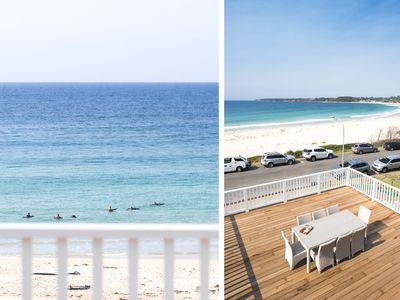 Photo for 4BR Apartment Vacation Rental in Mollymook Beach, NSW