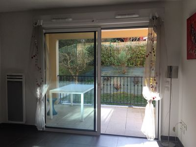 Photo for In the heart of Anglet, 58 m2 with beautiful terrace