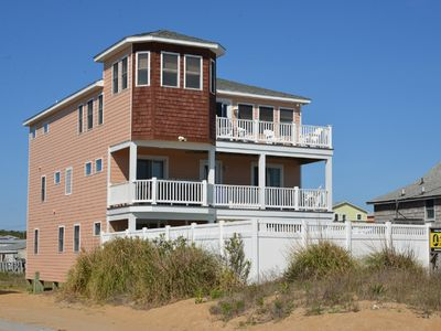 Photo for Six Master Suites and only 250 ft from the beach! - 229