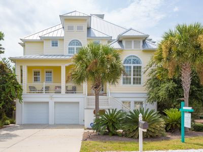 Photo for Inlet Beach House w/ Gulf Views & Private Pool