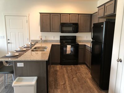Photo for American Fork Condo with 5 acre park. Between Provo and Salt Lake