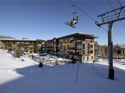 Photo for Premiere ski in/out property at Canyons Village