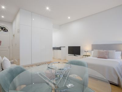 Photo for Liiiving in Porto | Downtown Luxury Apartment 1R