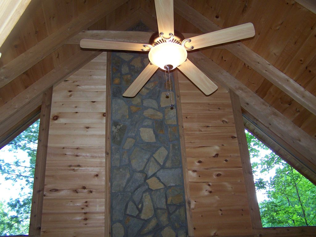stunning private log cabin tub views internet fireplace