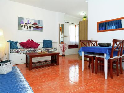 Photo for Nice apartment in the center of Playa Blanca, only 200m from the beach