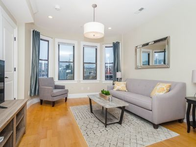 Photo for Luxury Top Floor 2 Bedroom in the heart of Boston's North End