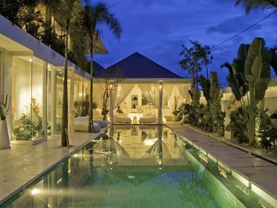 Photo for 4 bedroom luxury by the beach, canggu;