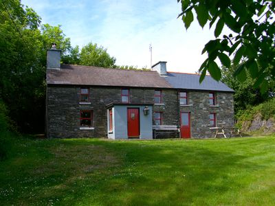 Photo for 4BR Cottage Vacation Rental in Ahakista, Cork