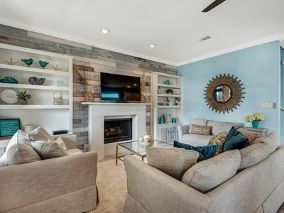 Photo for Modern, Pet-Friendly, Gulf Front Townhome, Short Drive to Dining