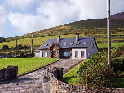 Photo for Detached bungalow, recently completed in traditional style, facing south with magnificent view…