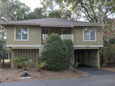 Photo for Adorable Cottage! Pet Friendly! 3 BR/2 BA w/ Golf Views! Enjoy all Amenities!