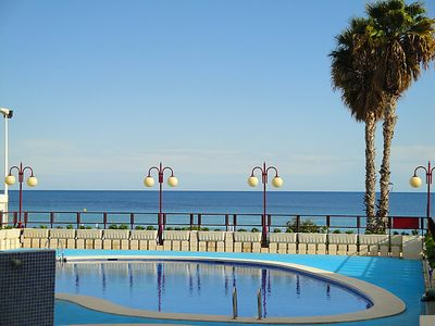 Photo for Apartment Topacio I in Calpe/Calp - 4 persons, 2 bedrooms