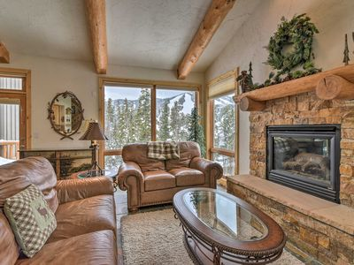 Photo for NEW-Winter Park Townhome w/Hot Tub+Shuttle Service