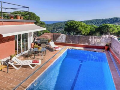 Photo for Vacation home Rosada in Begur - 6 persons, 3 bedrooms