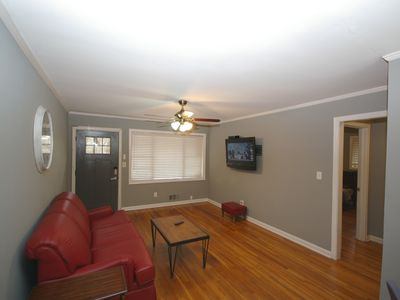 Photo for 1272 Great Downtown Location nice 2 bedroom home on quite street