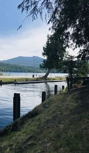 Photo for Very Cute Cabin w/ beach and dock on Priest Lake