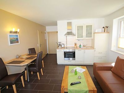 Photo for Fewo 01 2-Raumwhg. with terrace - MZ: Holiday House de niege Wech with 4 comfortable apartments