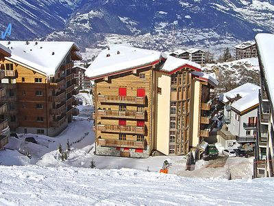 Photo for Apartment Les Etagnes 2est in Nendaz - 6 persons, 3 bedrooms