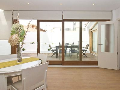 Photo for 3 Bedroom Penthouse with Terrace. Old Town. Valencia. TRIN 6