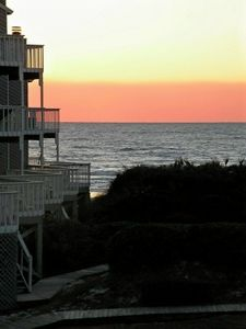 Photo for SPECIALS TO 12/20 *: GULF VIEW END UNIT* JUST 60 STEPS TO BEACH*POOLS/TENNIS