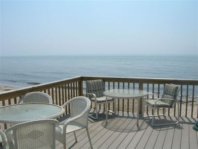 Beach Waterfront Cottage Rental in Old Lyme