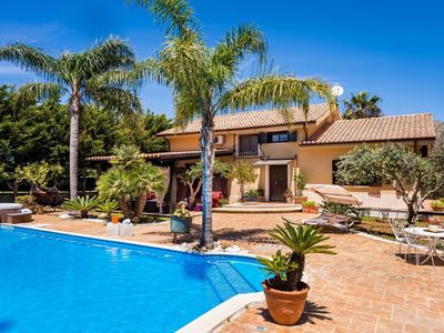 Photo for Holiday house Partinico for 1 - 8 persons with 4 bedrooms - Holiday house
