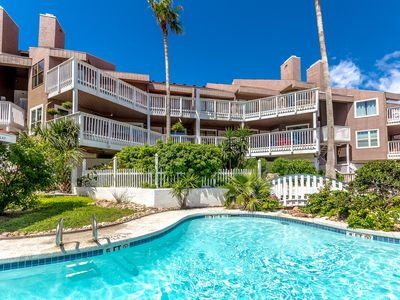 Photo for Mustang Island Beach Club:  Pool, Close to Beach, Private Beach Walkover