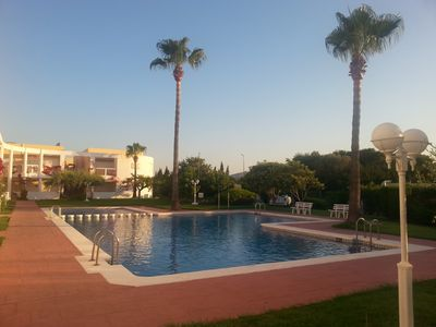 Photo for Study in Vinaroz with Swimming Pool Registered in the territorial tourism service