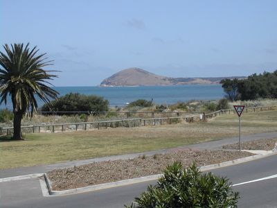 Photo for Central townhouse - great sea views!