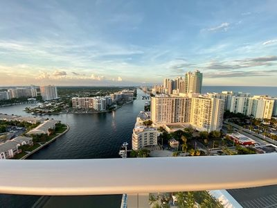 Photo for Luxury  Ocean and Intracoastal Views