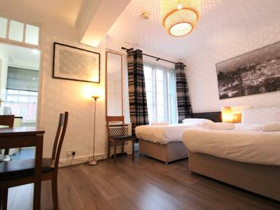 Photo for 50Forset · Cosy Studio -Marble Arch-
