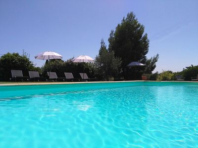 Photo for Gites du Cabardes - Gite 3 : heated pool, close to Carcassonne