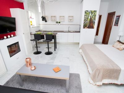 Photo for Apartment in the center of Málaga with Air conditioning (625967)