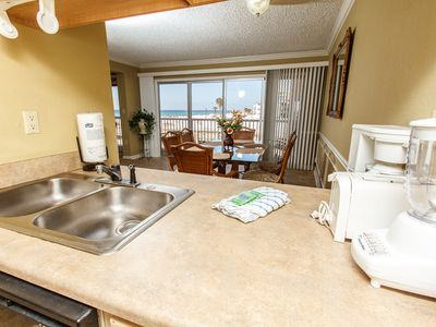 Get those amazing views while you chef up your meal - Breathtaking views while you cook up the next family meal