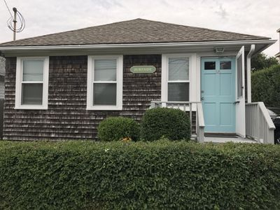 Photo for Renovated Beach Cottage!  Just Steps to Beaches and Restaurants!