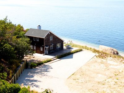 Photo for Spectacular Beach House on the Sound