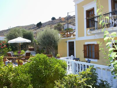 """Photo for Fotini's Cottage """" Traditional House in Symi """""""