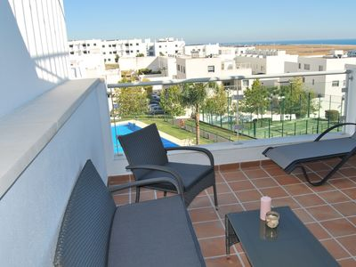 Photo for Puerta del Sol - Apartamento vacacional en Conil