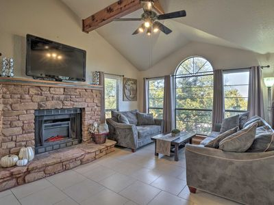 Photo for Family, Pet, & Boat Friendly Spicewood Home with Lake Travis Views!..Sleeps 10!