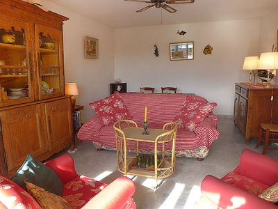 Photo for Apartment Le Rabelais in Saint Aygulf - 2 persons, 1 bedrooms