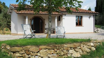 Photo for Vitalba cottage with swimming pool