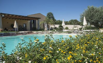 Photo for LA TRUVATURA 3 - Villa in Residence with Panoramic Pool