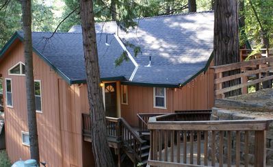 Photo for Sugar Pine Cabin, Christmas Available!
