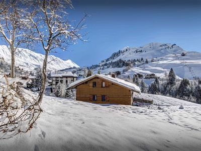 Photo for Walk to the piste and village then back for an evening sauna - OVO Network