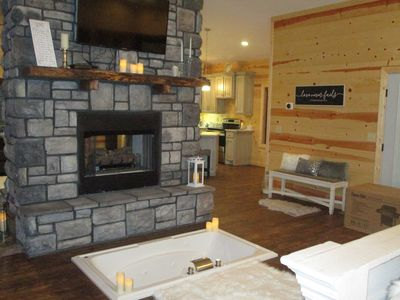 Photo for Song Of Songs (Studio, Sleeps 2-4, Romantic Design, Private Hot Tub)