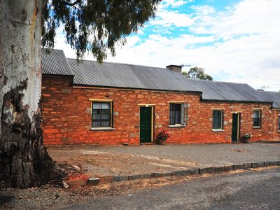 Photo for one of the Tiver's Row heritage miner's cottages - 2 bedrooms