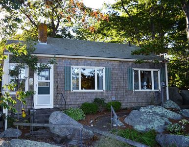 Photo for Rockport MA, 2 BR Steps from Beach w/ Enclosed Porch, WiFi & More!